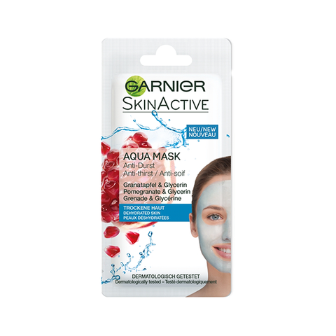 Garnier SkinActive Hydrating Aqua Mask 8ml in Sri Lanka