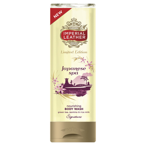 Imperial Leather Signature Japanese Spa Nourishing Body Wash 250ml