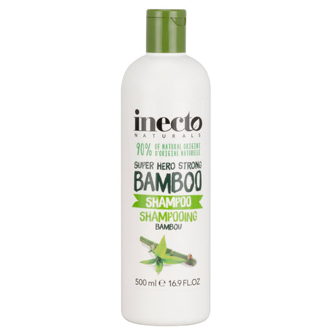 Inecto Natural Bamboo Shampoo 500ml