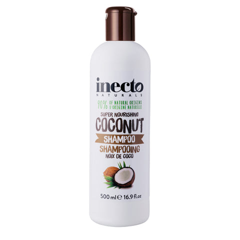 Inecto Pure Coconut Shampoo 500ml