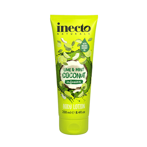 Inecto Lime & Mint Coconut Infusion Body Lotion 250ml in Sri Lanka