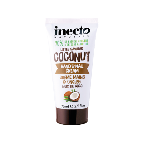 Inecto Naturals Little Saviour Coconut Hand & Nail Cream 75ml in Sri Lanka