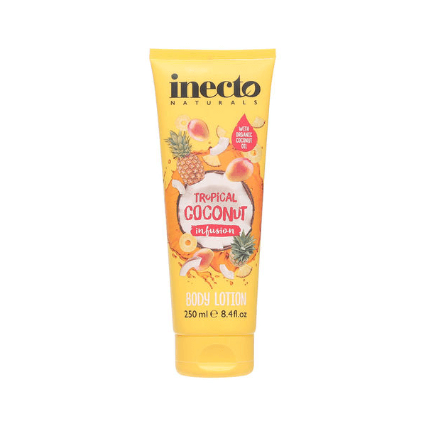 Inecto Tropical Coconut Infusion Body Lotion 250ml in Sri Lanka