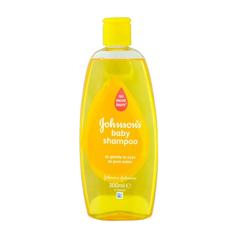 Johnson & Johnson Baby Shampoo No More Tears 300ml