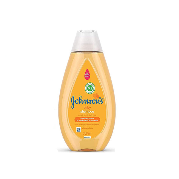 Johnson & Johnson Baby shampoo Gold 300ml