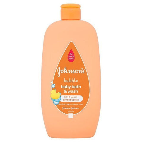 Buy Johnson & Johnson 2in1 bubble bath & wash in sri lanka