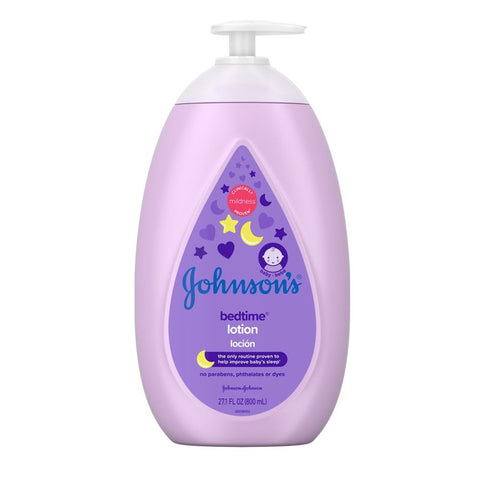 Johnson's Baby Bedtime Lotion 400ml