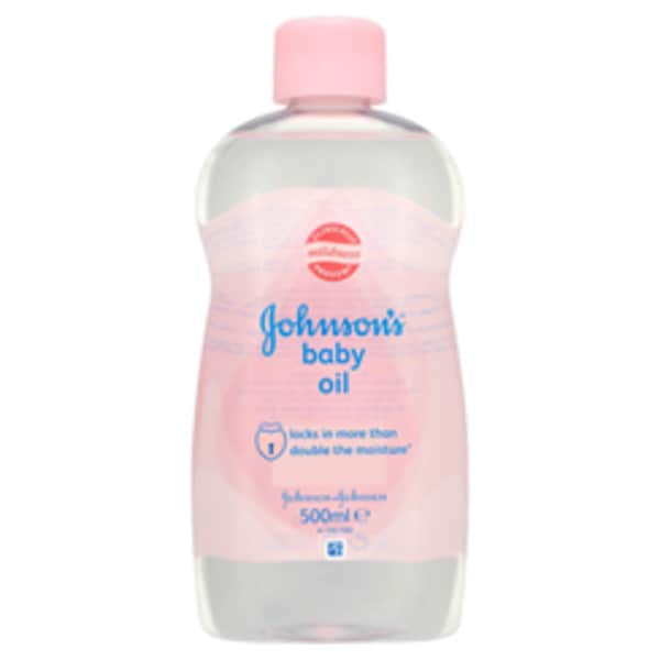 Buy Johnson's baby oil 500ml in sri lanka