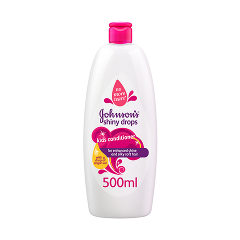 Johnson's Shiny Drops Kids Conditioner 500ml in Sri Lanka