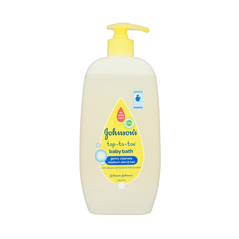 Johnson's Top To Toe Baby Bath 500ml in Sri Lanka