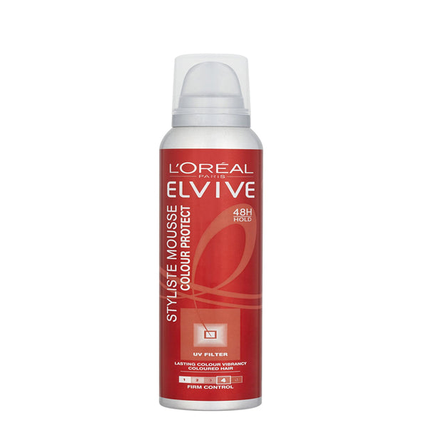 L'Oreal Paris Elvive Styliste Mousse Colour Radiance 200ml