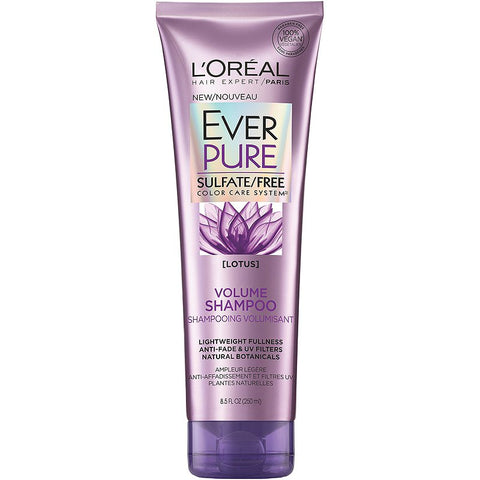 L'Oreal Paris EverPure Volume Sulfate Free Shampoo 250ml