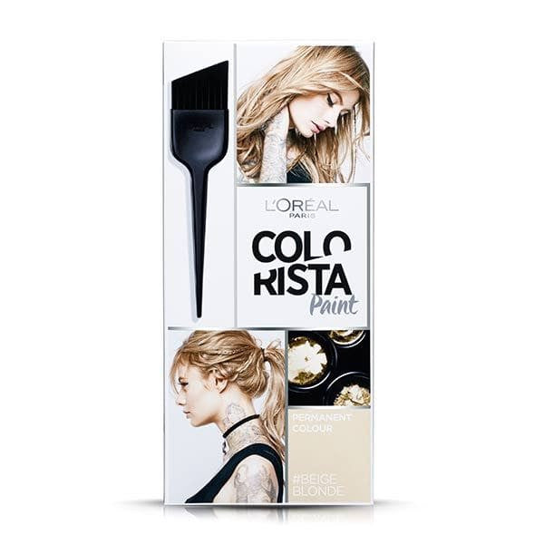 Buy L'Oreal colo rista paint permanent hair colour - Beige Blonde in sri lanka
