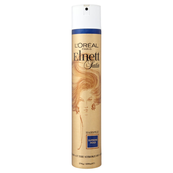 Buy L'Oréal elnett supreme hold 400ml + 75ml Free in sri lanka
