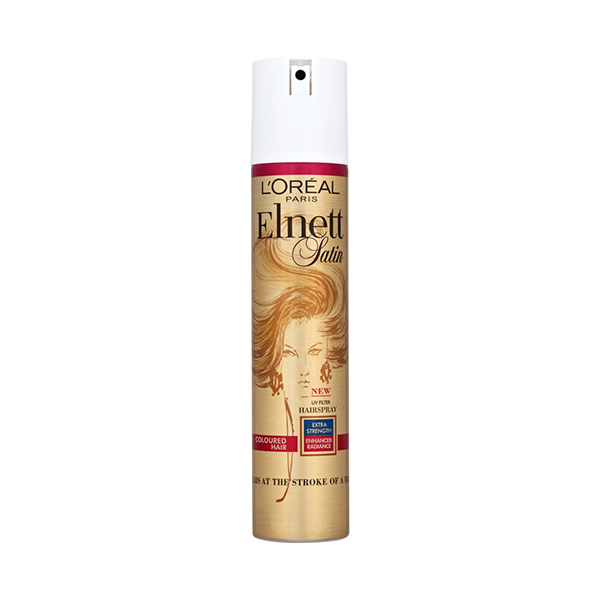 L'Oreal Elnett UV Filter Extra Strength Hairspray For Coloured Hair 200ml in Sri Lanka