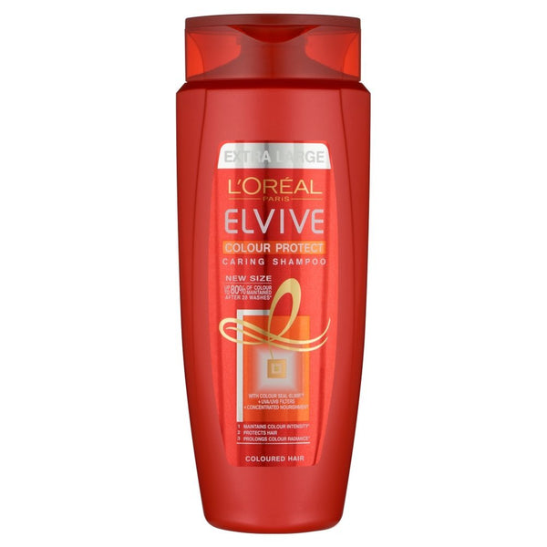 L'Oreal elvive colour protect shampoo 700ml in sri lanka