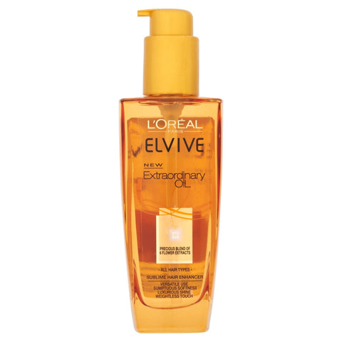 Buy L'Oréal elvive extraordinary hair Oil 100ml in sri lanka