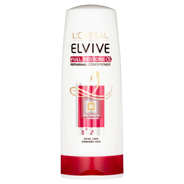 Buy L'Oréal elvive full restore 5 conditioner 400ml in sri lanka