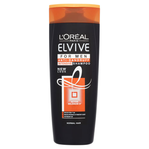L'Oréal Elvive Men Anti-Dandruff Shampoo 400ml