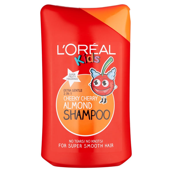 Buy L'Oréal kids extra gentle 2-in-1 cheeky cherry almond shampoo in sri lanka