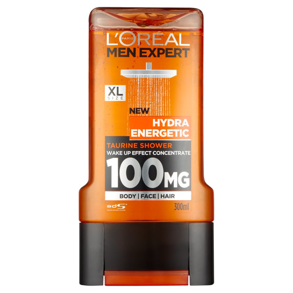 Buy L'Oreal ME hydra energetic body wash 300ml in sri lanka
