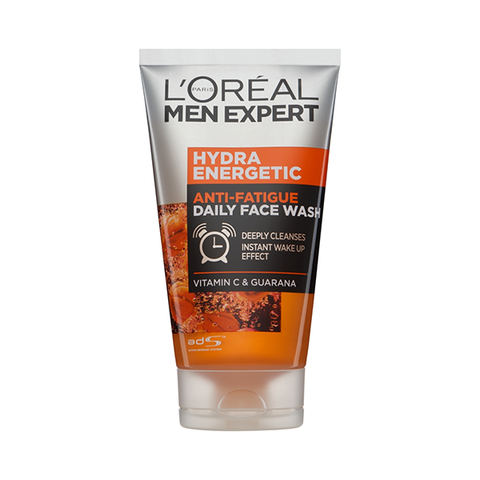 L'Oreal Men Expert Hydra Energetic Anti-Fatigue Face Wash 150ml in Sri Lanka