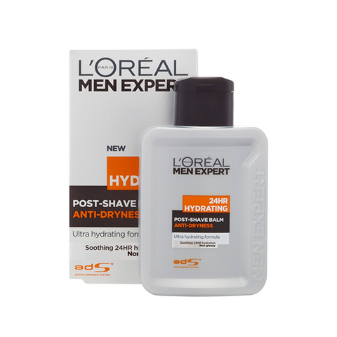 L'Oreal Men Expert Hydra Energetic Post Shave Balm 100ml in Sri Lanka