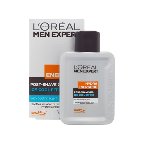 L'Oreal Men Expert Hydra Energetic Post- Shave Gel 100ml in Sri Lanka