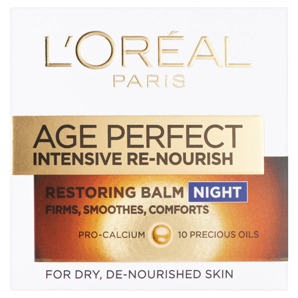 L'Oreal Paris Age Perfect Renourish Night Balm 50ml