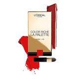 L'Oreal Paris Color Riche Lip Palette Red in Sri Lanka