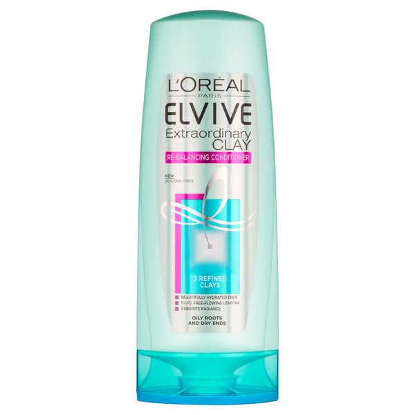 Buy L'Oreal paris elvive extraordinary clay re-balancing conditioner in sri lanka