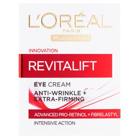 Buy L'Oreal paris revitalift anti-wrinkle eye cream 15ml in sri lanka