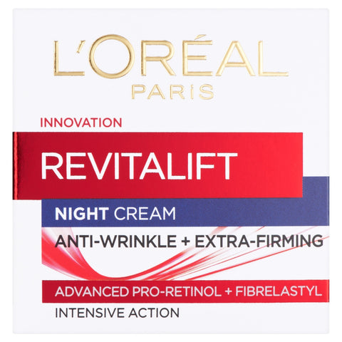 Buy L'Oreal paris revitalift anti-wrinkle night cream 50ml in sri lanka