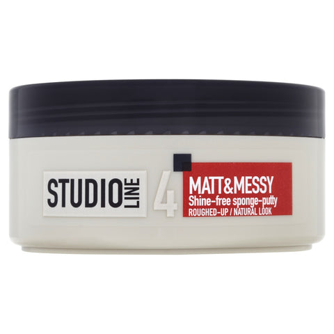 L'Oreal Paris Studio Line Matt & Messy Sponge 150ml