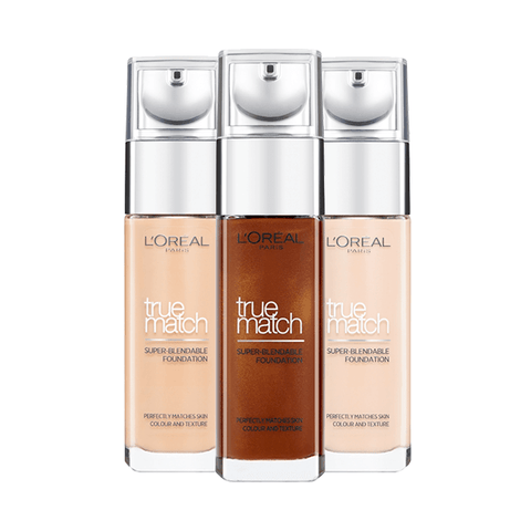 L'Oreal Paris True Match Foundation 30ml in UK
