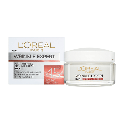 L'Oreal Paris Wrinkle Expert 45+ Day Cream 50ml in Sri Lanka