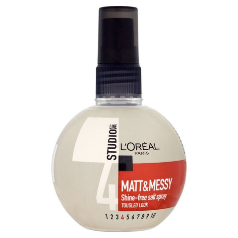 Buy L'Oreal studio line matt and messy salt spray in sri lanka