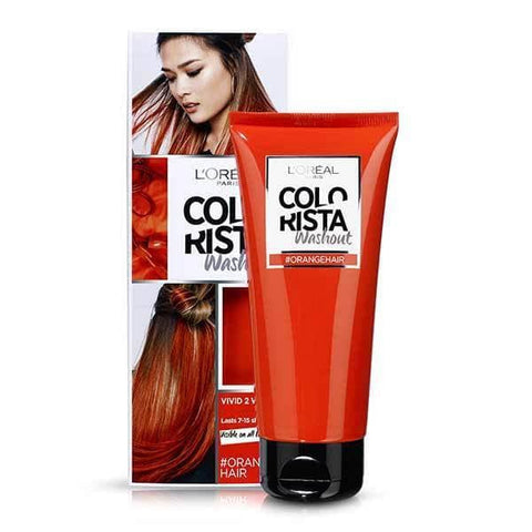 Buy L'Oreal colo rista washout sami permenent hair colour in sri lanka