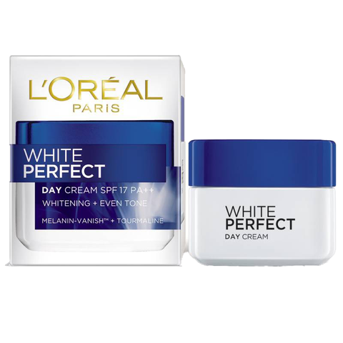 Loreal_Paris_White_Perfect_Day_Cream_Facial_Skin Care_Whitening Cream_in_sri_lanka