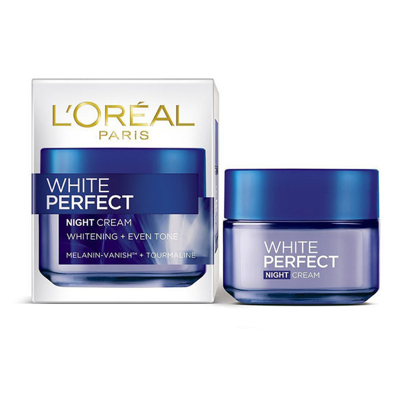 Loreal White Perfect Night Cream 50ml