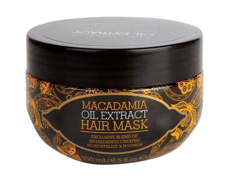 Macadamia oil hair mask 250ml in sri lanka