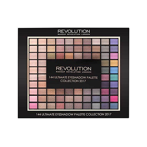 Makeup Revolution 144 Ultimate Eyeshadow Palette Collection in Sri Lanka