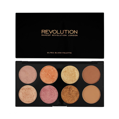 Makeup Revolution Blush Palette Golden Sugar 2 Rose Gold in Sri Lanka