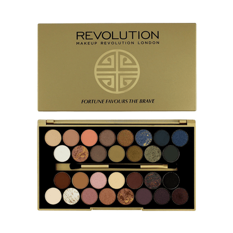 Makeup Revolution Fortune Favours The Brave Palette in Sri Lanka