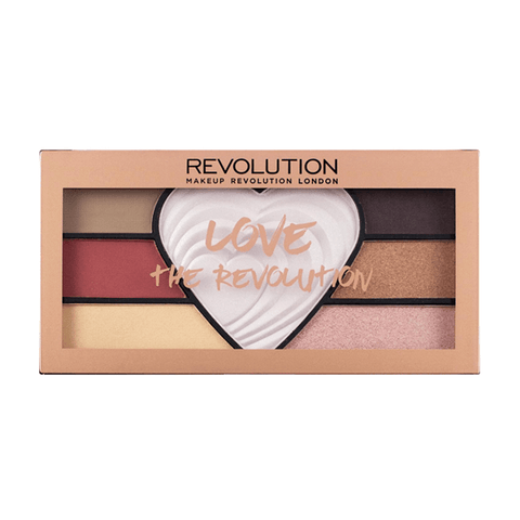 Makeup Revolution Love The Revolution Eyeshadow Palette in Sri Lanka