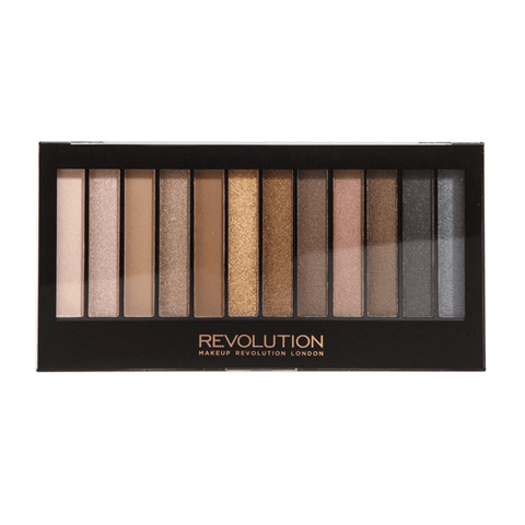 Makeup Revolution Natural Nudes Eyeshadow Redemption Palette Iconic 1 in Sri Lanka