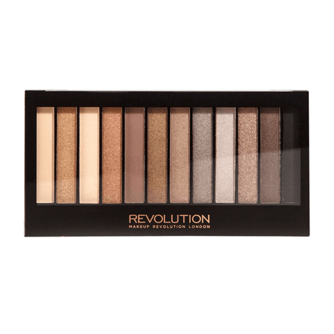 Makeup Revolution Natural Nudes Eyeshadow Redemption Palette Iconic 2 in Sri Lanka