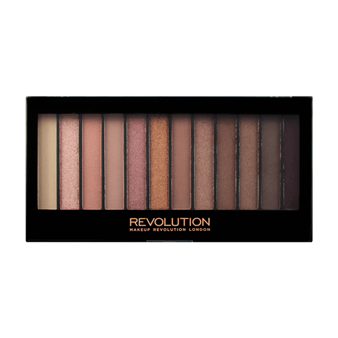 Makeup Revolution Natural Nudes Eyeshadow Redemption Palette Iconic 3 in Sri Lanka