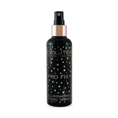 Makeup Revolution Pro Fix Illuminating Fixing Spray 100ml in Sri Lanka