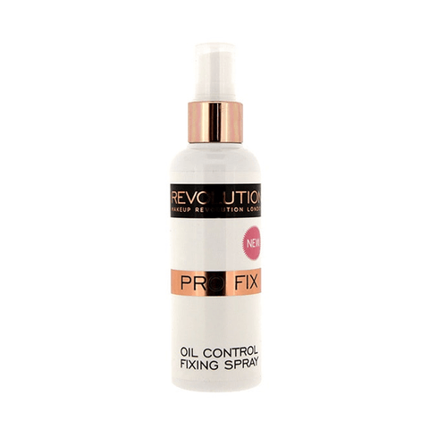 Makeup Revolution Pro Fix Oil Control Fixing Spray 100ml in Sri Lanka